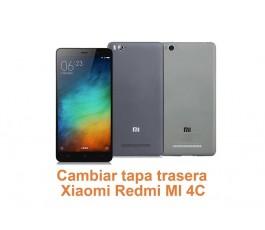 Cambiar tapa trasera Xiaomi Redmi MI 4C