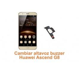Cambiar altavoz buzzer Huawei G8 Ascend