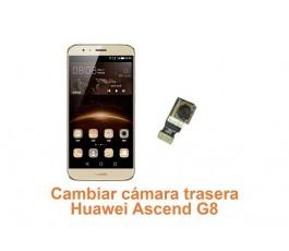 Cambiar cámara trasera Huawei G8 Ascend