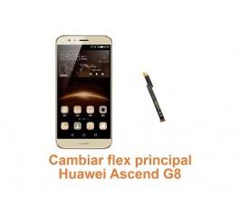 Cambiar flex principal Huawei G8 Ascend