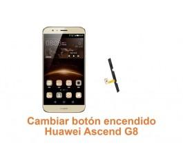 Cambiar botón encendido Huawei G8 Ascend