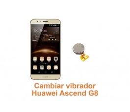 Cambiar vibrador Huawei G8 Ascend