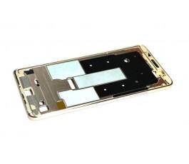 Marco intermedio para Huawei Mate 10 Pro dorado original