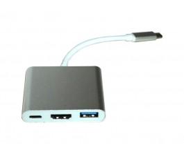 Adaptador HDMI para Huawei Mate 10 Pro original