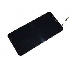 Pantalla completa lcd y táctil para Elephone P4000 negra