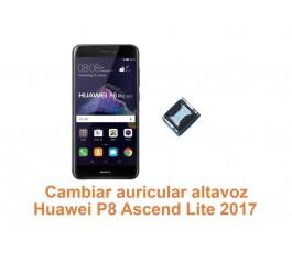Cambiar auricular altavoz Huawei Ascend P8 Lite 2017