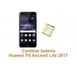 Cambiar batería Huawei Ascend P8 Lite 2017