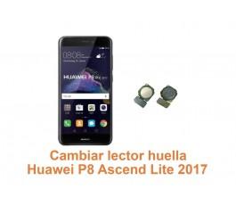 Cambiar lector huella Huawei Ascend P8 Lite 2017