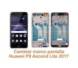 Cambiar marco pantalla Huawei Ascend P8 Lite 2017