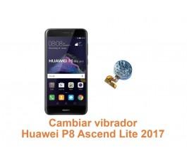 Cambiar vibrador Huawei Ascend P8 Lite 2017