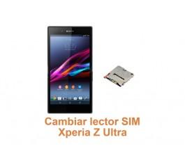 Cambiar lector SIM Xperia Z Ultra