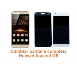 Cambiar Pantalla Completa Huawei G8 Ascend