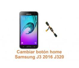 Cambiar botón Home Samsung Galaxy J3 2016 J320