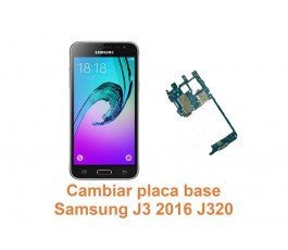 Cambiar placa base Samsung Galaxy J3 2016 J320