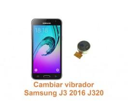 Cambiar vibrador Samsung Galaxy J3 2016 J320