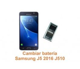 Cambiar batería Samsung Galaxy J5 2016 J510