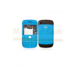 Carcasa Completa Azul Clarito BlackBerry Curve 8520 - Imagen 1