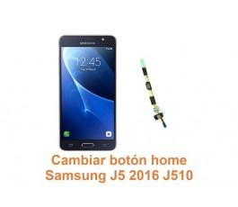 Cambiar botón home Samsung Galaxy J5 2016 J510