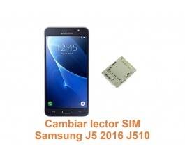 Cambiar lector SIM Samsung Galaxy J5 2016 J510