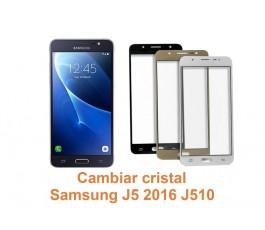 Cambiar cristal Samsung Galaxy J5 2016 J510
