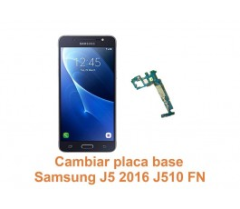 Cambiar placa base Samsung Galaxy J5 2016 J510