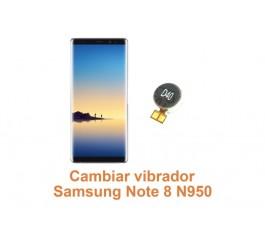 Cambiar vibrador Samsung Note 8 N950