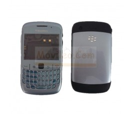 Carcasa Completa Gris para BlackBerry Curve 8520 - Imagen 1
