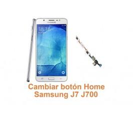 Cambiar botón Home Samsung Galaxy J7 J700