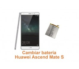 Cambiar batería Huawei Ascend Mate S