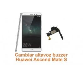 Cambiar altavoz buzzer Huawei Ascend Mate S