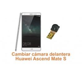 Cambiar cámara delantera Huawei Ascend Mate S