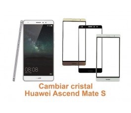Cambiar cristal Huawei Ascend Mate S