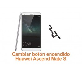 Cambiar botón encendido Huawei Ascend Mate S