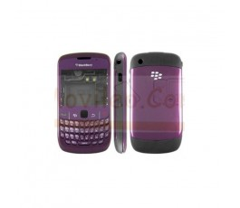 Carcasa Completa Morada para BlackBerry Curve 8520 - Imagen 1