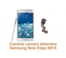 Cambiar cámara delantera Samsung Galaxy Note Edge N915