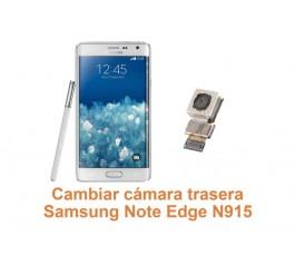 Cambiar cámara trasera Samsung Galaxy Note Edge N915