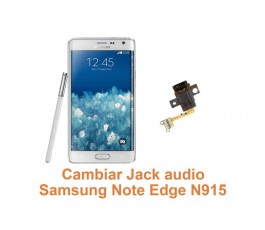 Cambiar Jack audio Samsung Galaxy Note Edge N915