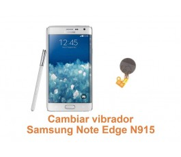 Cambiar vibrador Samsung Galaxy Note Edge N915