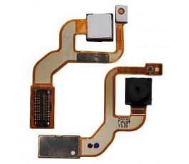 Flex cámara delantera para Samsung Tab P1000