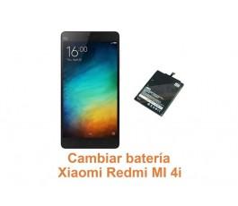 Cambiar batería Xiaomi Redmi Mi 4i