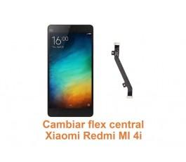 Cambiar flex central Xiaomi Redmi Mi 4i