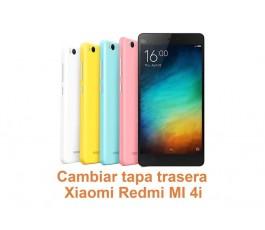 Cambiar tapa trasera Xiaomi Redmi Mi 4i
