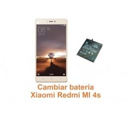 Cambiar batería Xiaomi Redmi MI 4S