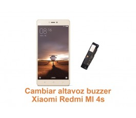 Cambiar altavoz buzzer Xiaomi Redmi MI 4S