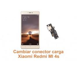Cambiar conector carga Xiaomi Redmi MI 4S