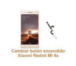 Cambiar botón encendido Xiaomi Redmi MI 4S