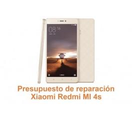 Presupuesto de reparación Xiaomi Redmi MI 4S
