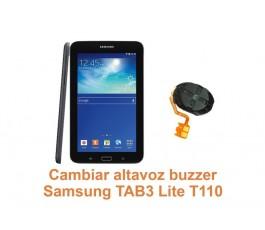 Cambiar altavoz buzzer Samsung Tab3 Lite T110