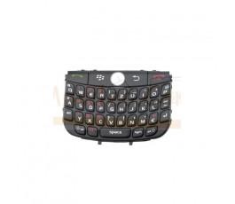 Teclado Negro para BlackBerry Curve 8900 - Imagen 1