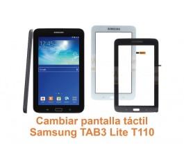 Cambiar pantalla táctil Samsung Tab3 Lite T110